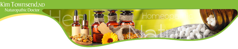 Naturopathic Doctor-Homeopathic- Kim Townsend located in Dundas Hamilton Ontario
